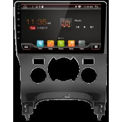"GPS navigator Peugeot 3008 (2013-2016), Android 9"""