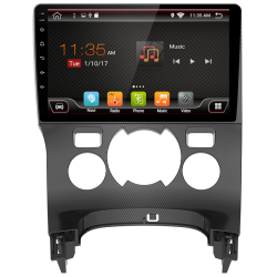 """Navigateur GPS Peugeot 3008 (2013-2016), Android 9"""""""