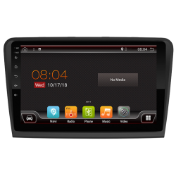 """GPS Skoda SuperB (2015-heute), Android 10,1"""""""