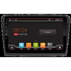 """Navegador GPS Skoda SuperB (2015-actualidad), Android 10,1"""""""