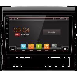 """Navegador GPS Toyota Land Cruiser (2019-atualidade), Android 9"""""""