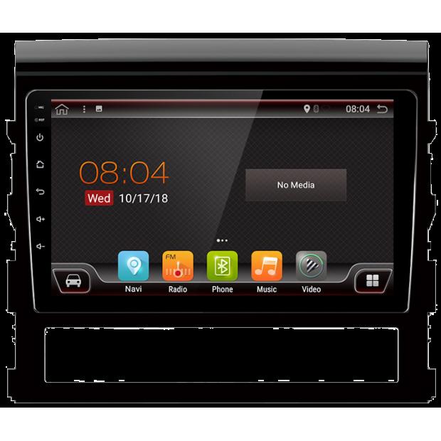 "GPS navigator of Toyota Land Cruiser (2019-present), Android 9"""