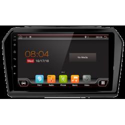 "GPS navigator Volkswagen Jetta (2013-2017), Android 9"""