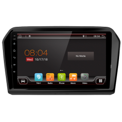 """Navigateur GPS Volkswagen Jetta (2013-2017), Android 9"""""""
