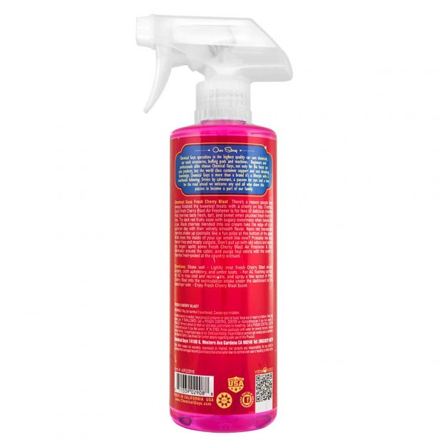 Air freshener Fresh cherry Blast - Chemical Guys