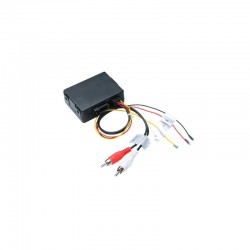 Decoder fiber optic for BMW E90/E91/E92/E93