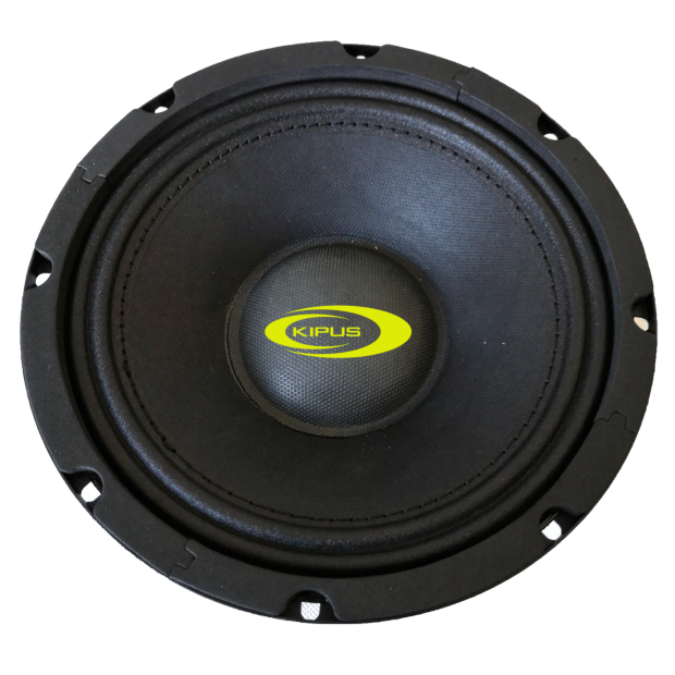 """Mid-bass 6,5"""". 135 w rms/340 w max. Impedanz 4 Ω"""