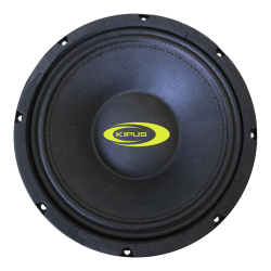 "Mi-basse 8"". 250 w rms/625 w max. Impédance De 4 Ω"