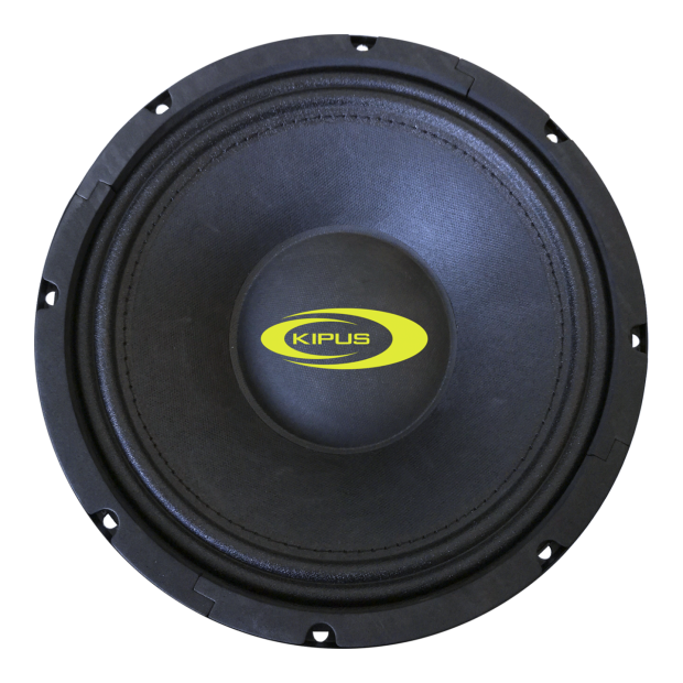 """Mid-bass 8"""". 250 w rms/625 w max. Impedance 4 Ω"""