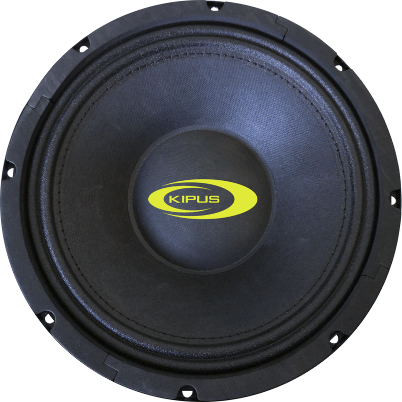 "Mid-bass 10"". 350 w rms/875 w max."