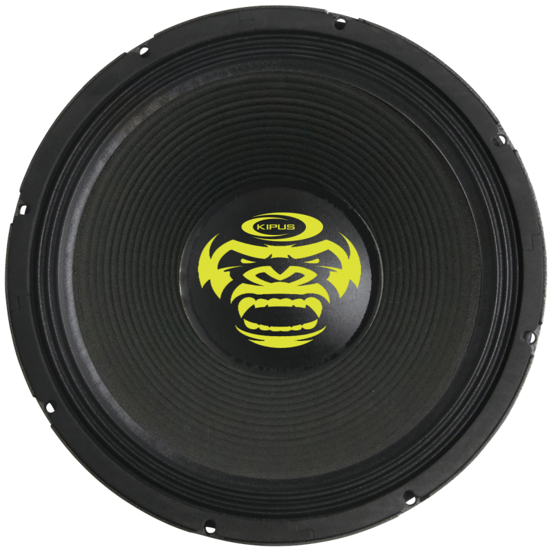 """Woofer 15"""", 1.500 W rms/3.750 w max."""