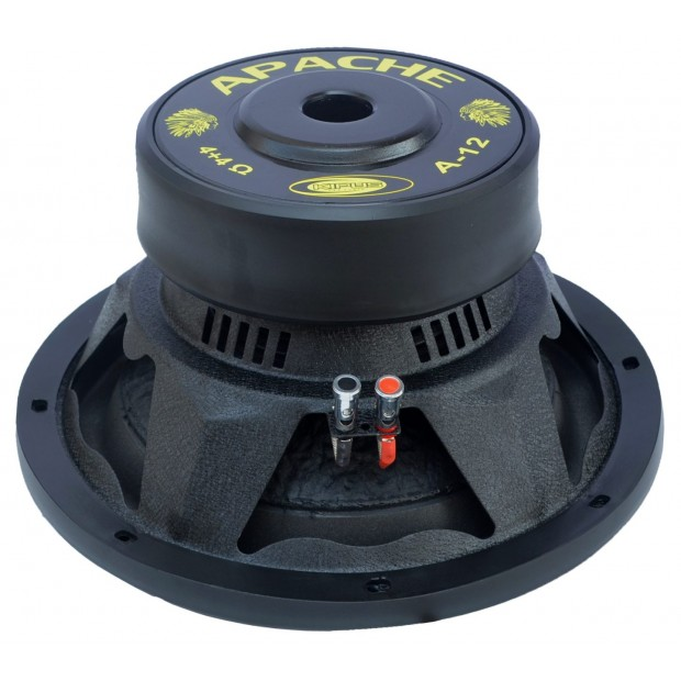 """Subwoofer 10"""", 350 w rms/1.250 w max"""