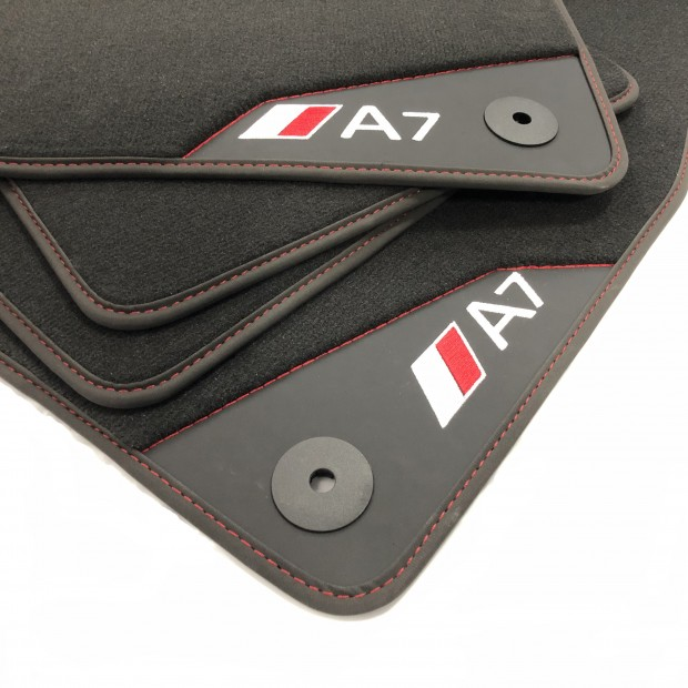Floor Mats, Leather-Audi A7