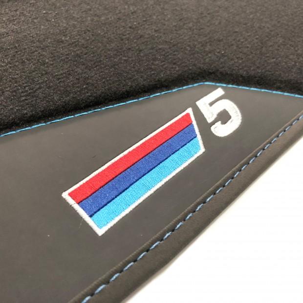 Le stuoie del pavimento, in Pelle BMW E39