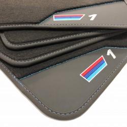 Os tapetes de Couro BMW Série 1 E82 e E88