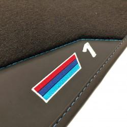 Matten Leder BMW Serie 1 E82 und E88
