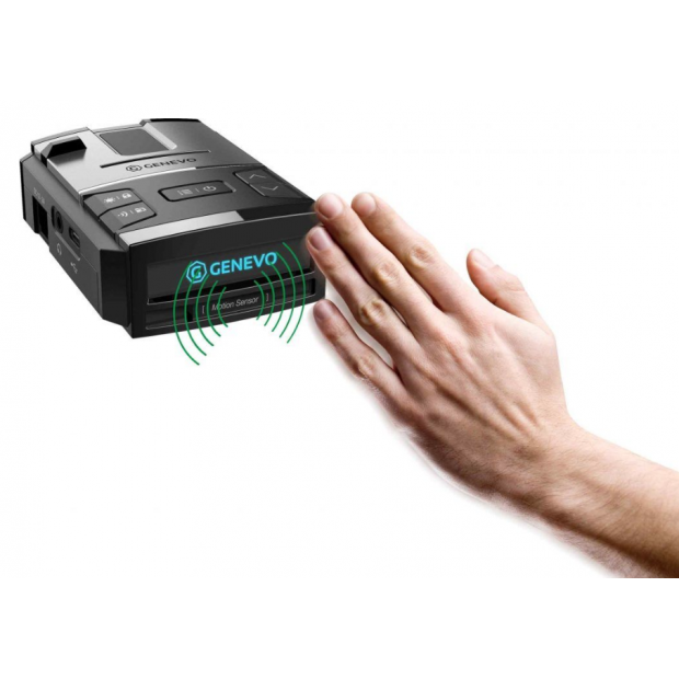 Radar Detector-Portable Genevo Max - fixed speed cameras and mobile version 2020