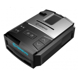 Radar Detector-Portable Genevo Max - fixed speed cameras and mobile version 2020