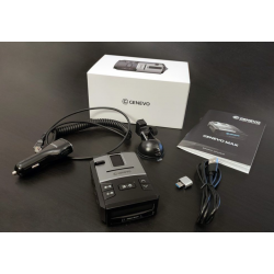 Radar Detector Portatili Genevo Max - autovelox fissi e mobili versione 2020