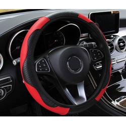 Capa de volante Vermelha