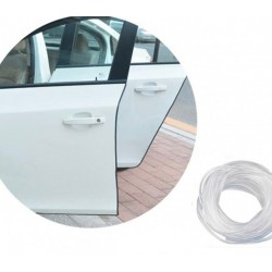 Protector de puertas transparente