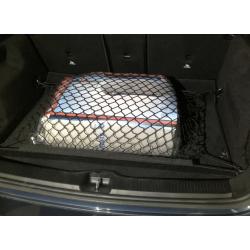 Rede organizadora porta-malas grande