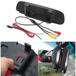 Kit Tela Estacionamento + Câmera de marcha-atrás
