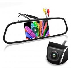 Kit-Bildschirm Parkplatz + rückfahrkamera