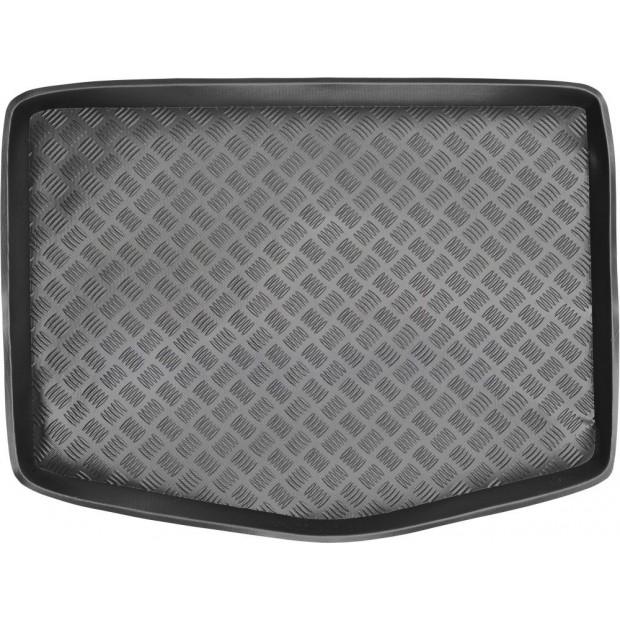 Protecteur, le compartiment à Bagages Ford Focus C-Max II avec roue de secours à Partir de 2010