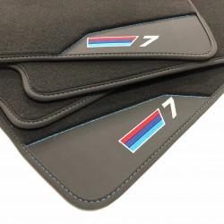 Floor mats, Leather-BMW SERIES 7 F01