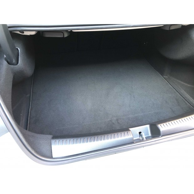 Balde bagageira reversível tela/borracha 95x65cm talla2