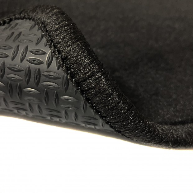 Balde bagageira reversível tela/borracha 95x100cm