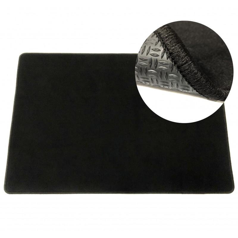 Seau de coffre réversible tissu/caoutchouc 100x100cm