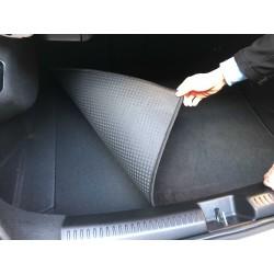 Balde bagageira reversível tela/borracha 100x100cm