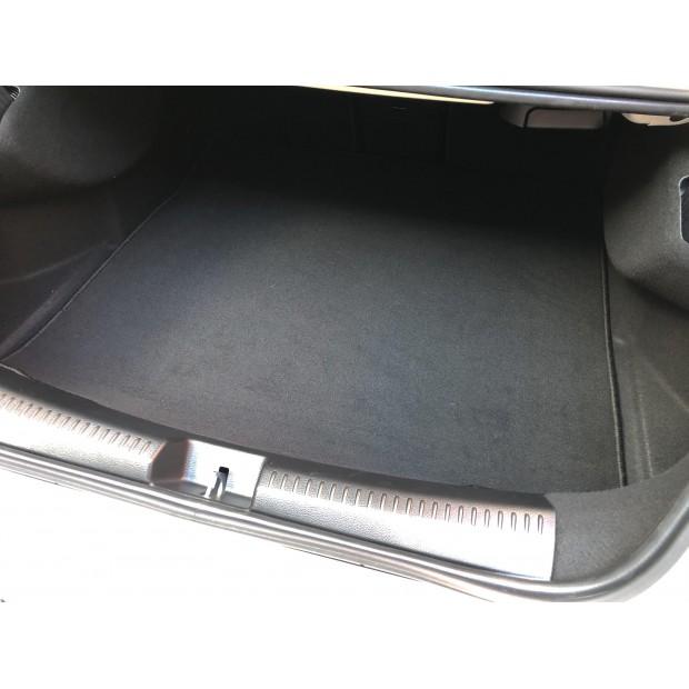Balde bagageira reversível tela/borracha 120x120cm