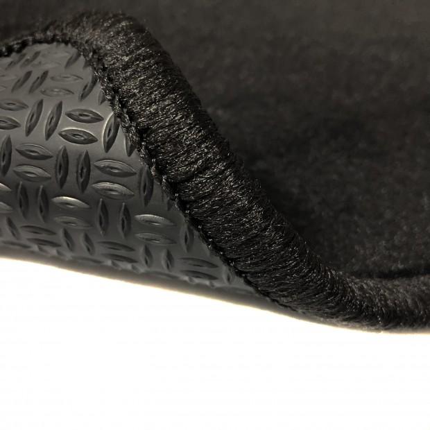 Seau de coffre réversible tissu/caoutchouc 120x120cm