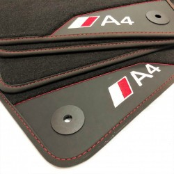 Floor Mats, Leather-Audi A4 B6 (2000-2004)