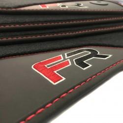 Floor mats, Leather-Seat Toledo MK2 (1999-2004) finish FR