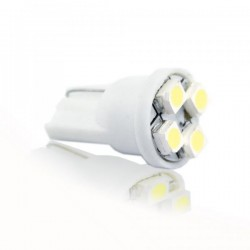 Lâmpada LED w5w / t10 - TIPO 1