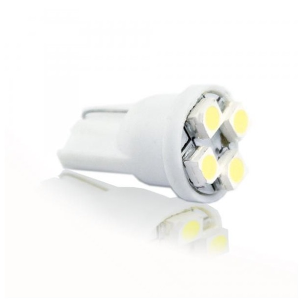 ZesfOr® Bombilla LED w5w / t10 Standard - TIPO 1
