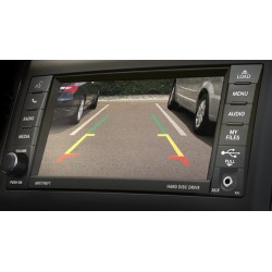 camera parking Volkswagen Golf 6