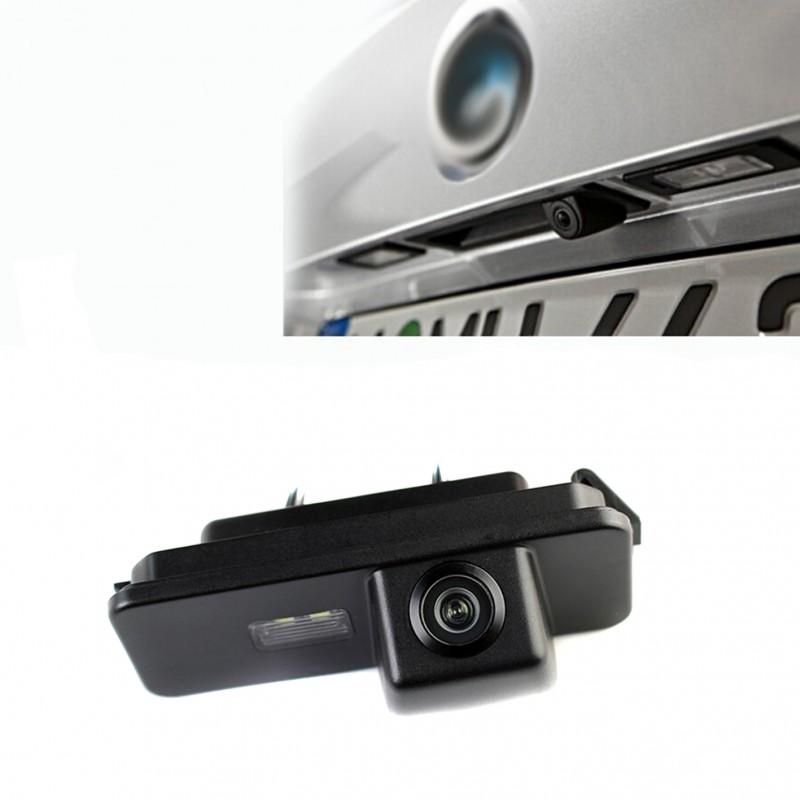 câmera de estacionamento Volkswagen Golf 6