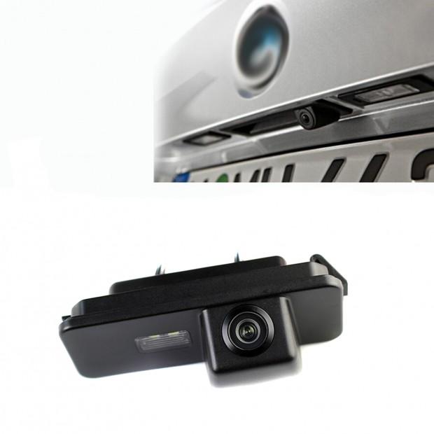 câmera de estacionamento Golf 7