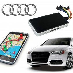 Kit-Locator-GPS-Audi: Setup + Wartung + Leistungsschalter