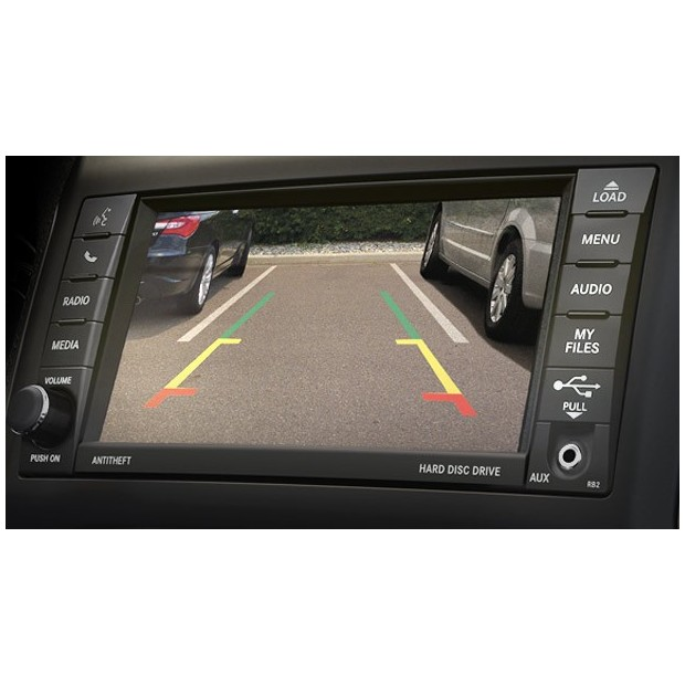 Kamera-einparkhilfe Audi A1 (2010-2018)