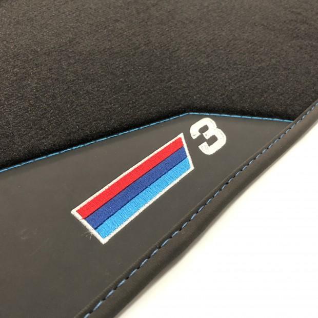 Alfombrillas Cuero BMW E46 Cabrio