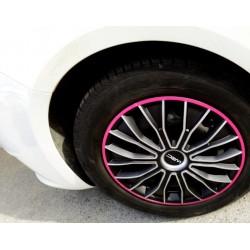 Protector de llantas rosa - RimSavers®