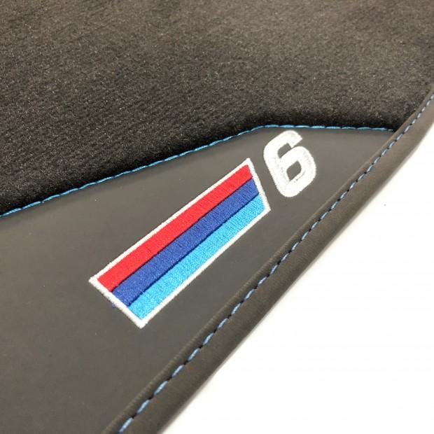 Matten Leder BMW E63
