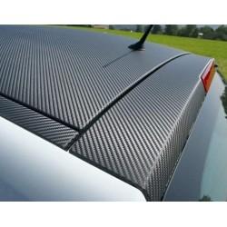 Vinyl Black Carbon Fiber PREMIUM 200x150cm (Roof complete)