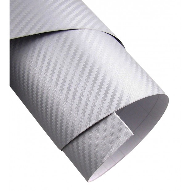 Vinile di alluminio spazzolato 25x152cm